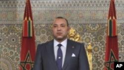 Rei Mohammed VI de Marrocos