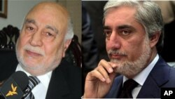 دیگر نامزدان ریاست جمهوری می گویند آقای عظیمی باید به وظیفه اش ادامه دهد