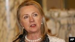 Ngoại trưởng Clinton nói cuộc bầu cử chính quyền địa phương trong tháng qua tại Bosnia-Herzegovina chứng tỏ người dân muốn hướng đến tương lai