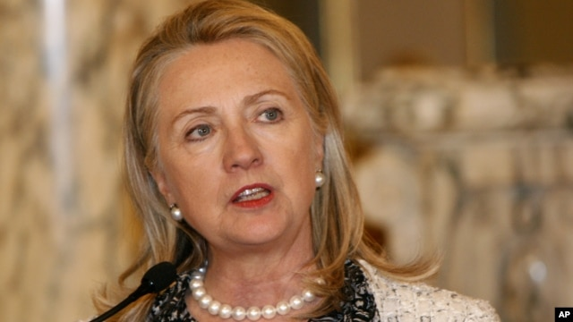 Peru US Clinton Libya