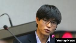 탈북자 신동혁 씨 (자료사진)
