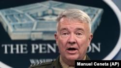 Генерал армії США Кеннет Маккензі