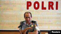 Kepala Divisi Humas Polri Inspektur Jenderal Boy Rafli Amar (Foto: dok).