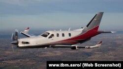 Düşen uçağın TBM-900 modeli olduğu açıklandı