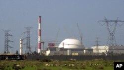 Instalações nucleares no Irão