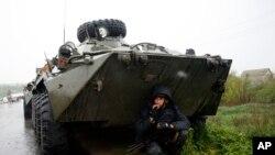 Ibimodoka by'intambara muri Ukraine