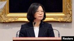 Presidente de Tsai Ing-wen