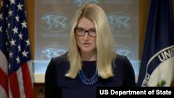 美国国务院战略沟通高级顾问哈夫(图片来源:美国国务院)