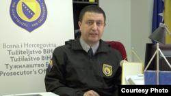 Boris Grubešić, službenik za odnose s javnošću Tužilaštva BiH