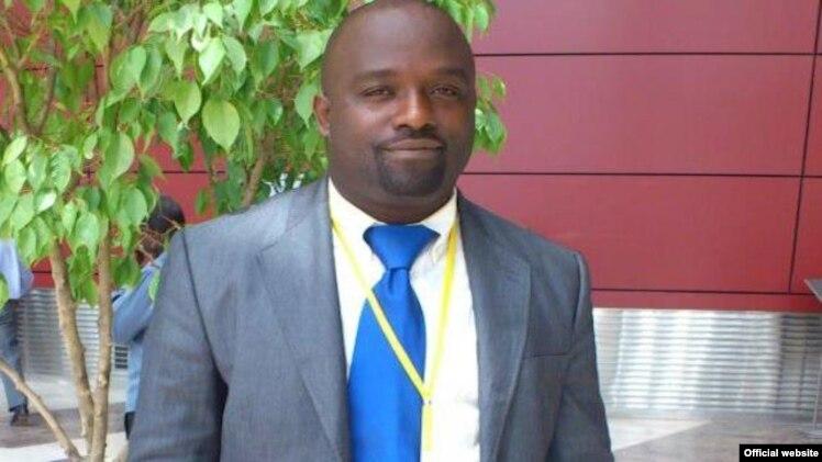 Libertador Alexandre Dias dos Santos, Secretário Executivo Provincial CASA-CE em Luanda, Angola
