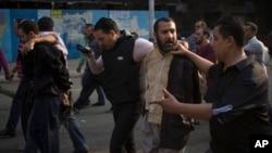 «Մահմեդական եղբայրության» անդամների ձերբակալությունը Եգիպտոսում (արխիվային լուսանկար)