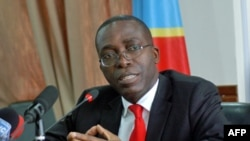 Augustin Matata Ponyo Mapon, Premier ministre de la République démocratique du Congo (Archives)