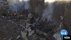 Ukraine, Canada đòi điều tra thấu đáo vụ rơi máy bay chở khách của Ukraine ỏ Iran hôm 8/1.