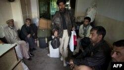 Пасажири на автобусному вокзалі в Ісламабаді після атаки на пасажирів-шиїтів