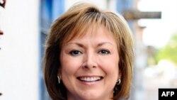 Bà Susana Martinez trở thành người phụ nữ gốc La tinh đầu tiên được bầu làm người đứng đầu tiểu bang New Mexico