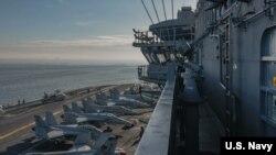 USS Roosevelt Manila