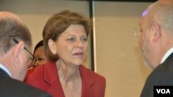 Embaixadora americana em Angola Helen La lime