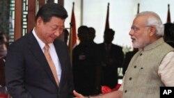 Chủ tịch Trung Quốc thăm Ấn Độ