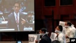 Ecuador Law Restricts Media