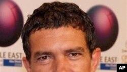 Actor Antonio Banderas (file)