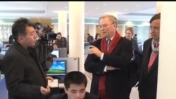 2013-01-08 美國之音視頻新聞: 美國代表團訪問北韓