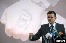 Ilya Yashin, muxolifat yetakchilaridan