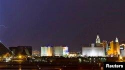 Las Vegas dans le Nevada