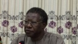 Comparution de Mahamat Nour Ibédou à N'Djamena