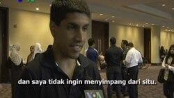 Jamuan Pernikahan Muslim di Amerika - Liputan Berita 15 Agustus 2011