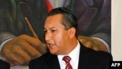 Bộ trưởng Nội vụ Mexico Francisco Blake Mora