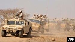 Ả Rập Xê-út tham gia cuộc tranh chấp này phe nổi dậy dọc theo biên giới giữa Ả Rập Xê-út và Yemen