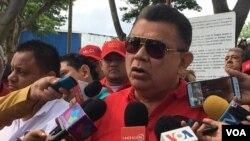 El diputado y negociador gubernamental Wilfredo Navarro descarta totalmente la posibilidad de continuar el proceso de diálogo.