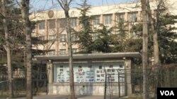 朝鲜驻华使馆