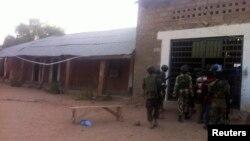 Suasana di penjara Bama, Maiduguri, negara bagian Borno, Nigeria, 7 Mei 2013 (Foto: dok).