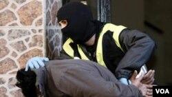 اسپین میں دہشت گرد گرفتار