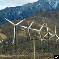 制造风电涡轮机需要稀土