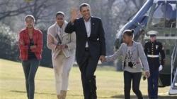 پرزیدنت اوباما در راه دومین دوره ریاست جمهوری آمریکا