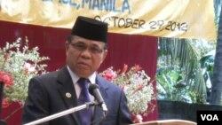 Ông Murad Ebrahim, chủ tịch Mặt trận Giải phóng Hồi giáo Moro, nói rằng nhóm IS có thể lợi dụng sự thất vọng của các tín đồ Hồi giáo về việc cơ quan lập pháp nước này không phê chuẩn một thỏa thuận hòa bình đạt được giữa nhóm ông và chính quyền của TT Aquino năm 2014.