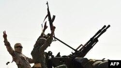 Боротьба за визволення Лівії - триває