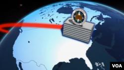 美国决定报复中国网络攻击