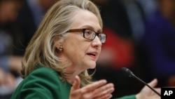 Clinton Libya