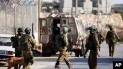 Izraelski vojnici tragaju za nestalim tinejdžerima