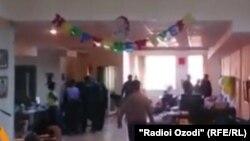 دفتر رادیوی آزاد اروپا - رادیو آزادی در باکو