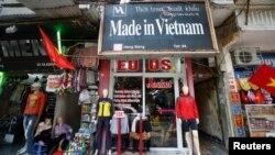 Cửa hàng bán quần áo ở Hà Nội