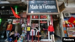 Vietnam is seeking to expand exports to new products. Officials hope a trade deal with the European Union is one way to improve Vietnam's export-driven economy.