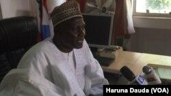 Kwamishanan Ilmi na jihar Borno Kanar Musa Kubo