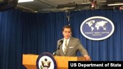 美國國務院發言人約翰•柯比