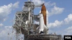Pesawat ulang-alik Endeavour akan menjalankan misi terakhirnya dan diluncurkan besok Senin (16/5).