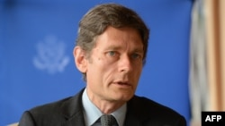 FILE - U.S. Assistant Secretary of State for Democracy, Human Rights and Labor Tom Malinowski April 30, 2015.