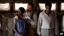 """Scena iz filma """" 12 godina ropstva"""""""